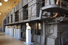 """Visita al museo """"Centrale Montemartini"""""""