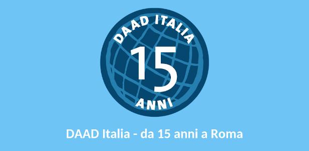 DAAD Italia 15 anni