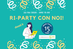 Ri-party con noi!