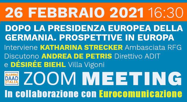 ADIT Zoom meeting 26/02/2021