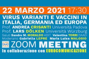 ADIT Zoom meeting 22/03/2021
